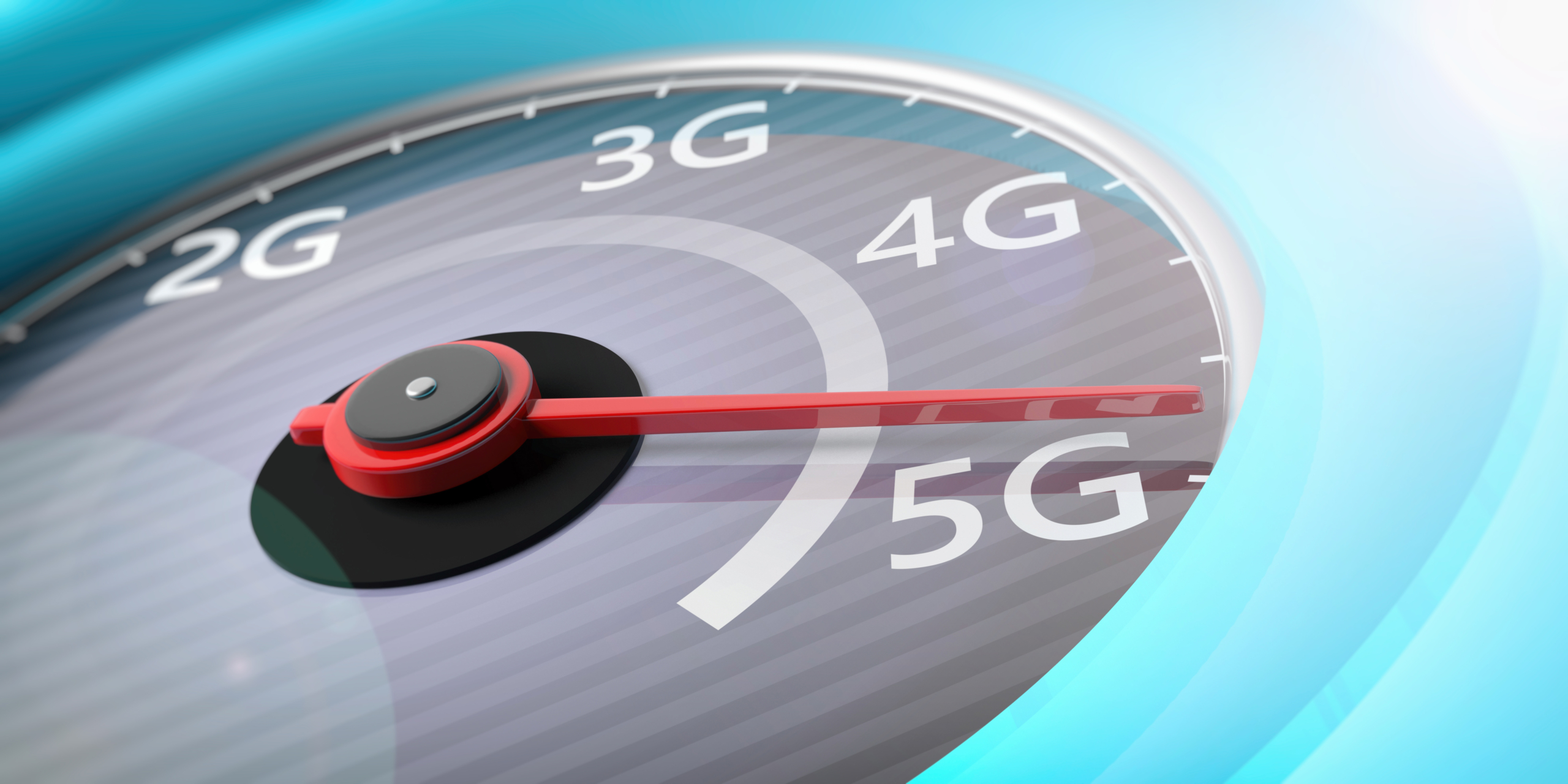 5G livestream speed of the internet connection